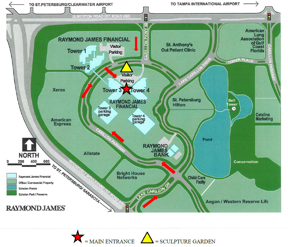Map Of The Rj Facility At Crillon Is Below